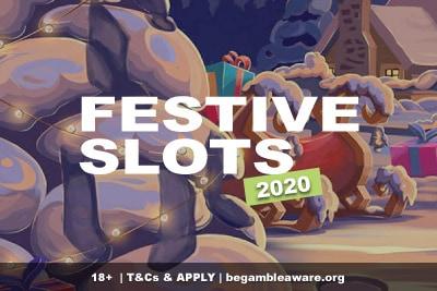 Festive Christmas Slots 2020