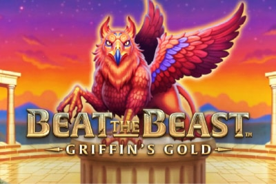 Beat the Beast Griffins Gold Mobile Slot Logo