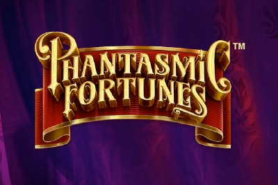 Phantasmic Fortunes Mobile Slot Logo