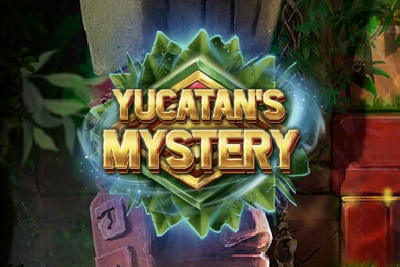 Yucatan's Mystery Mobile Slot Logo