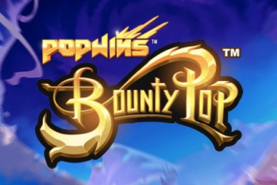 BountyPop Slot Logo with PopWins