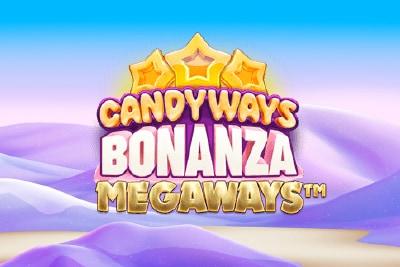 Candyways Bonanza Megaways Mobile Slot Logo