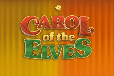 Carol of the Elves Mobile Slot Logo