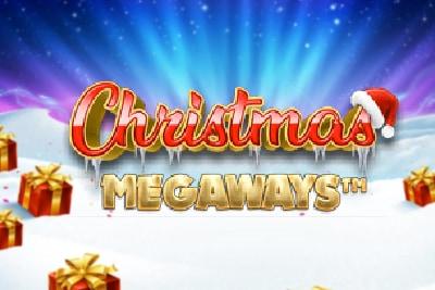 Christmas Megaways Mobile Slot Logo
