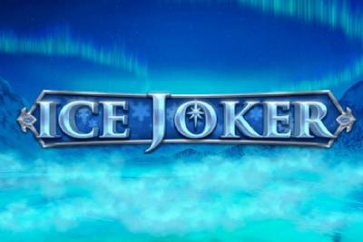 Ice Joker Mobile Slot Logo