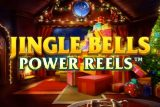 Jingle Bells Power Reels Mobile Slot Logo