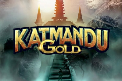 Katmandu Gold Mobile Slot Logo