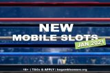 New Mobile Slots Coming In January 2021