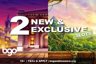 Play 2 New Playtech Slots at BGO Casino