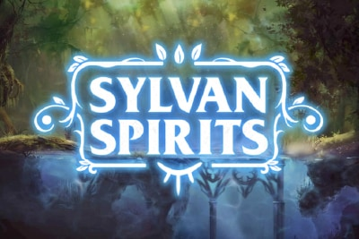 Sylvan Spirits Mobile Slot Logo