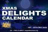 Videoslots Xmas Delights Calendar