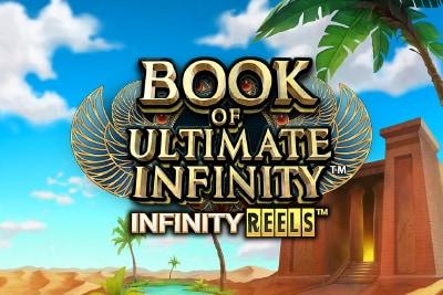 Book Of Ultimate Infinity Slot Logo