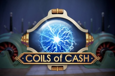 Coils of Cash Mobile Slot Logo