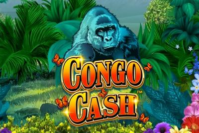 Congo Cash Mobile Slot Logo
