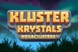 Kluster Krystals Megaclusters Mobile Slot Logo