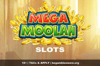 Mega Moolah Slots Games