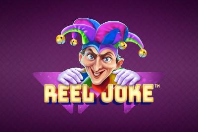Reel Joke Mobile Slot Logo