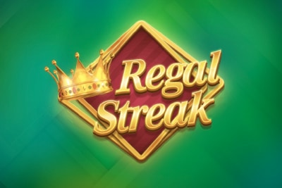 Regal Streak Mobile Slot Logo
