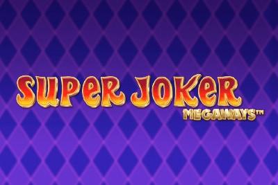 Super Joker Megaways Mobile Slot Logo