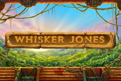 Whisker Jones Mobile Slot Logo
