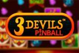 3 Devils Pinball Mobile Slot Logo