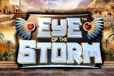 Eye of the Storm Slot Logo