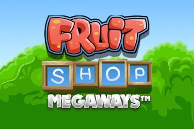 Fruit Shop Megaways Mobile Slot Logo