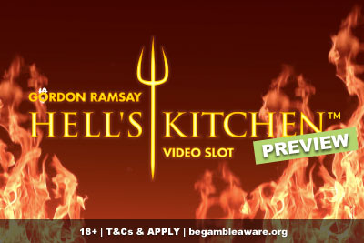 Hell's Kitchen Slot Preview