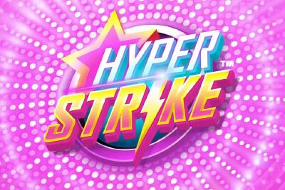 Hyper Strike Slot Logo
