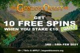 Get Mr Green Casino Free Spins In Feb 2021