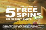 Get Your Mr Green Free Spins On NetEnt Slots