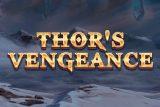 Thors Vengeance Mobile Slot Logo