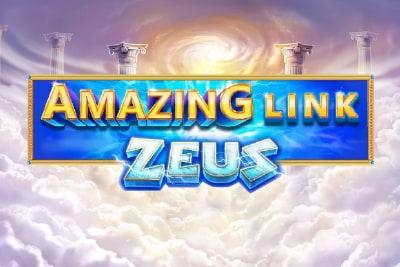 Amazing Link Zeus Slot Logo