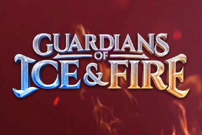 Guardians Of Ice & Fire Mobile Slot Logo