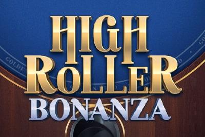 High Roller Bonanza Slot Logo