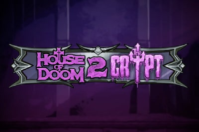 House of Doom 2 Slot Logo