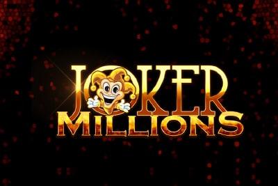 Joker Millions Mobile Slot Logo