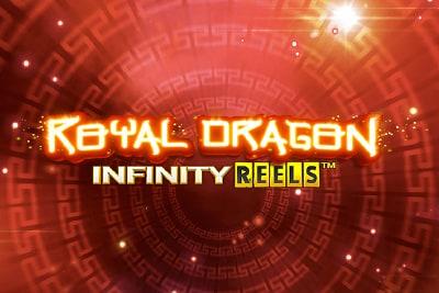 Royal Dragon Infinity Reels Slot Logo