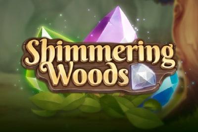 Shimmering Woods Slot Logo