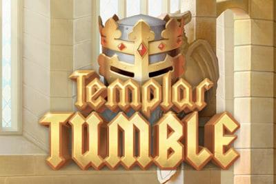 Templar Tumble Slot Logo