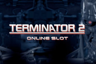 Terminator 2 Mobile Slot Logo