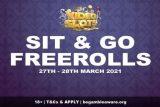 Videoslots Casino Sit & Go Freerolls