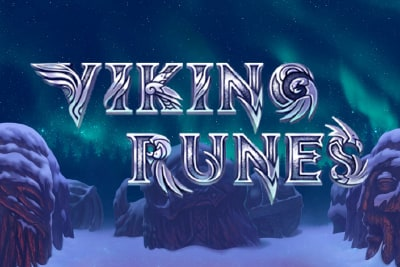 Viking Runes Slot Logo
