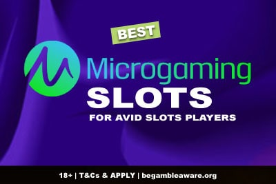 Best Microgaming Slots For Real Money Players
