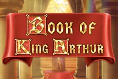 Book of King Arthur Slot Logo