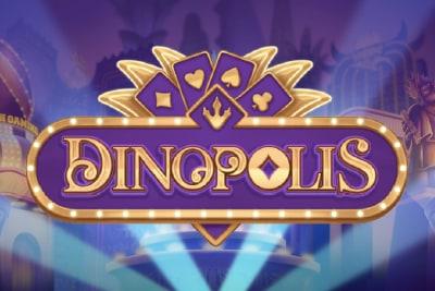 Dinopolis Slot Logo