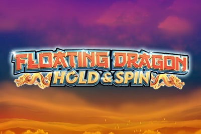Floating Dragon Hold & Spin Slot Logo