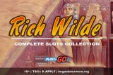 Play'n GO Rich Wilde Slots Collection