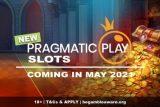 New Pragmatic Play Slots May 2021