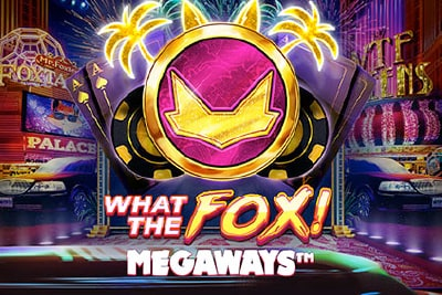 What The Fox Megaways Slot Logo